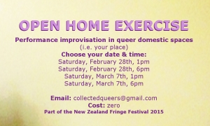 Open Home Exercise reverse