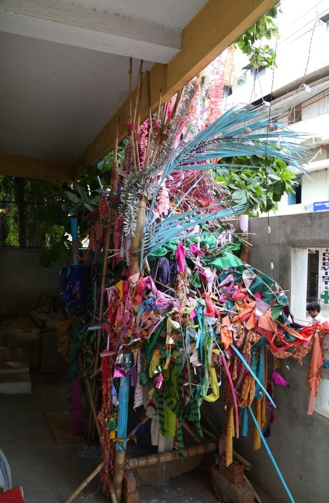 India installation